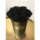 7- musta  roosiga karp