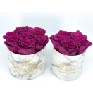 Lillad roosid marmorkarbis