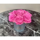 "Roosibukett 8-roosiga ""Baby Pink"""