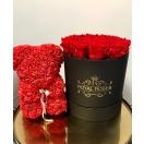 Punane roosikaru 25cm