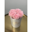 5- roosa roosiga karp