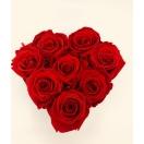 9-roosiga süda