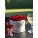 Everlasting rose boxes