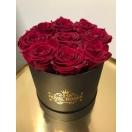 7- punase roosiga karp