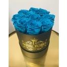 5- sinise roosiga karp