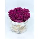 7- LILLAT  roosi marmor karbis