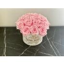 Roosibukett 17- roosa roosiga