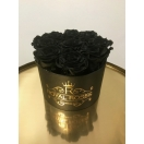 9-musta roosiga karp