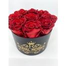 9-punase roosiga karp
