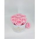7- roosa roosiga karp